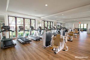 Four Seasons Resort Orlando Gym