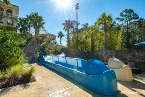 Four Seasons Resort Orlando Waterslides