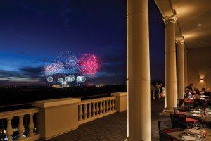 Four Seasons Resort Orlando Night Views