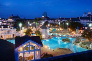 Disney's Yatch Club Resort