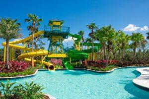 Grove Resort Orlando Waterslides